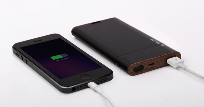 High-capacity external power bank