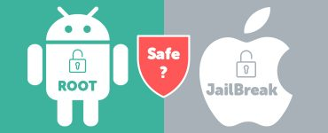 Is rooting/jailbreaking safe?