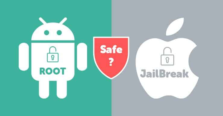 Is rooting/jailbreaking safe?